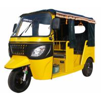 бензиновый двигатель на трехколесном велосипеде tuk - tuk