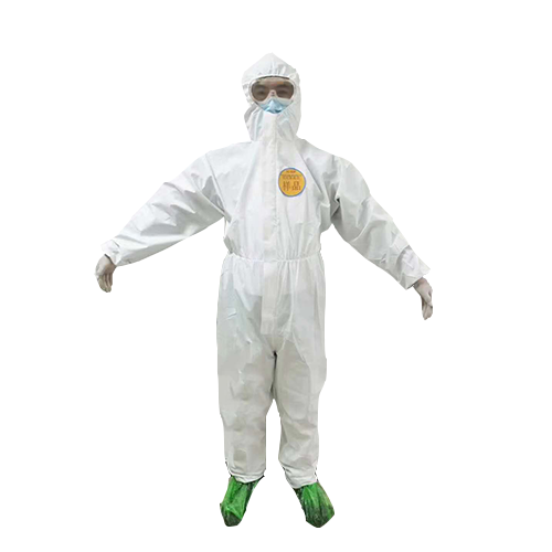 Disposable medical isolation clothing