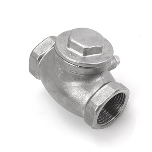 Stainless steel wafer check valve Stainless steel check valve Vertical horizontal check valve