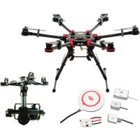 DJI Spreading Wings S900 with Zenmuse Z15-N7 Gimbal (A2 Flight Controller)