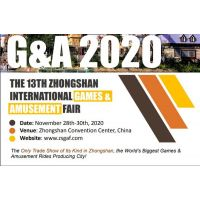 China International Games & Amusement Fair 2020