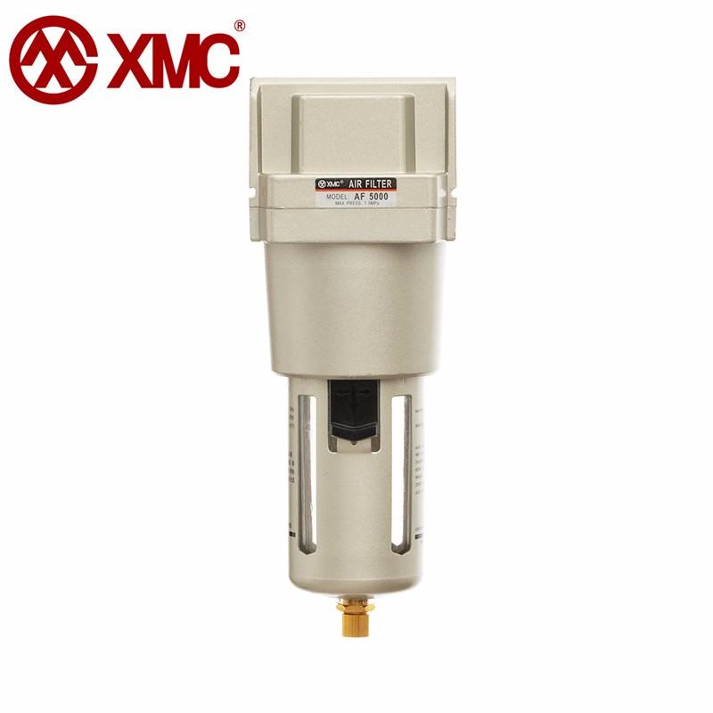 XMC AF5000-10 Air compressor oil filter regulator pneumatic water separator two - piece