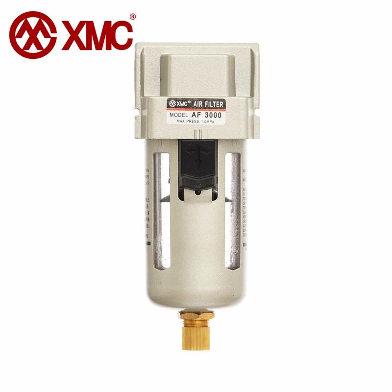 XMC AF3000-03 High quality pneumatic air filter regulator lubricator combined oil separator
