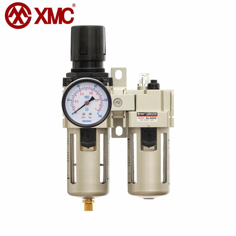 XMC AC4010-04 Air compressor Filter Regulator Gauge Pressure trap oil/water filter air separator pre