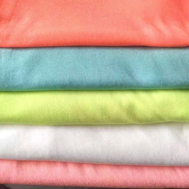 Shaoxing Lvhan Textile Co., Ltd. Sunscreen coat, T-shirts and other casual clothing fabric Doris dou