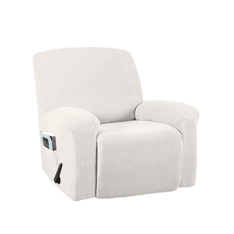 何涛画发躺椅全套沙发套四软弹力休闲椅套生产厂家