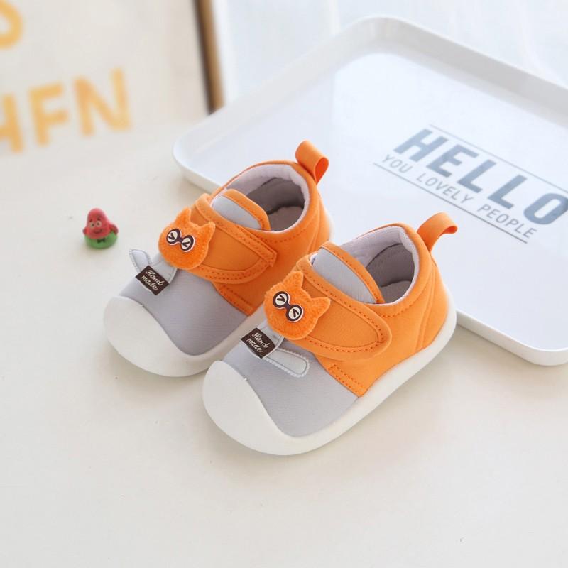 أطفال أحذية أطفال أحذية أطفال الربيع والخريف الناعمة الوحيد